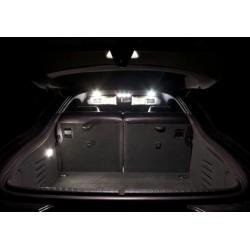 Diodo emissor de luz porta-malas do Audi A3 A4 A5 A6 A7 A8, Q7 TT e Q3 Q5
