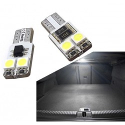Led luggage compartment...