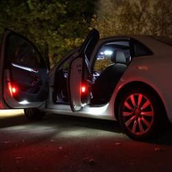 Led puertas Audi A3 A4 A5 A6 A7 A8 Q7 TT Q5 y Q3