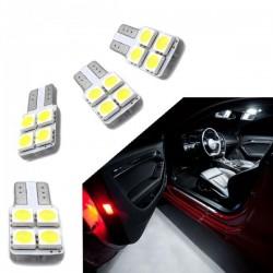 Diodo emissor de luz portas Audi A3 A4 A5 A6 A7 A8, Q7 TT e Q3 Q5