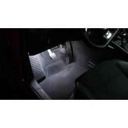 Led repose-pieds Audi A3 A4 A5 A6 A7 A8, Q7, TT, Q5 et Q3