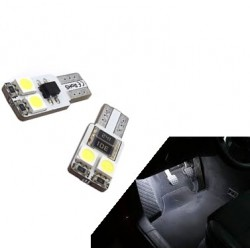 Led poggiapiedi Audi A3 A4 A5 A6 A7 A8 Q7 TT Q5 e Q3
