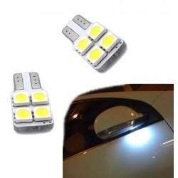 Diodo emissor de luz espelhos retrovisores BMW Série 1, 3, 5, 6, X1, X3, X5, X6 e Z4