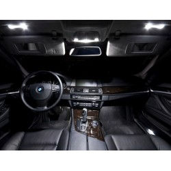 Leds sunshades BMW Series 1, 3, 5, 6, X1, X3, X5, X6 and Z4