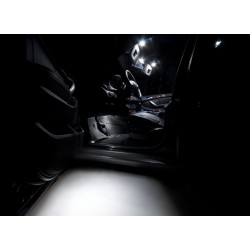 Diodo emissor de luz sob portas BMW Série 1, 3, 5, 6, X1, X3, X5, X6 e Z4