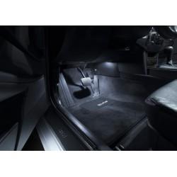 Leds footrest BMW Series 1, 3, 5, 6, X1, X3, X5, X6 and Z4