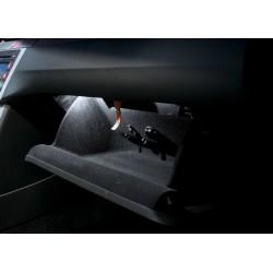 La Led de la boîte à gants Volkswagen Golf, Passat, Eos, Scirocco, Polo, Touareg, Tiguan et Jetta