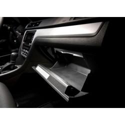 Diodo emissor de luz porta-luvas Volkswagen Golf, Passat, Eos, Scirocco, Polo, Touareg, Tiguan e Jetta