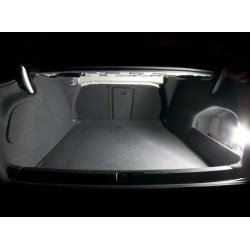 Led luggage compartment Volkswagen Golf, Passat, Eos, Scirocco, Polo, Touareg, Tiguan and Jetta