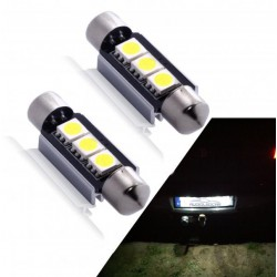 Led enrollment Volkswagen Golf, Passat, Eos, Scirocco, Polo, Touareg, Tiguan and Jetta