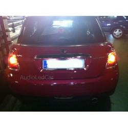 Leds matricula Volkswagen Golf, Passat, Eos, Scirocco, Polo, Touareg, Tiguan e Jetta