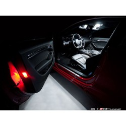 Led doors and feet Volkswagen Golf, Passat, Eos, Scirocco, Polo, Touareg, Tiguan and Jetta