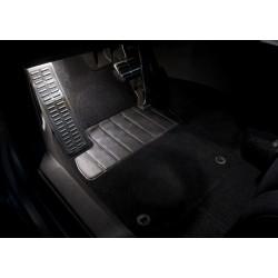 Leds pés Volkswagen Golf, Passat, Eos, Scirocco, Polo, Touareg, Tiguan e Jetta
