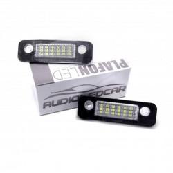 Soffit LED of registration for Seat Alhambra (1996-2010)