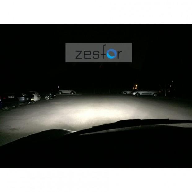 Kit luz Cruzamento para Skoda (Inclui Kit de diodo emissor de luz ZesfOr + adaptadores + cancelamento)