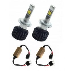 Kit Led-licht Kreuzung für Seat (Kit led ZesfOr + adapter + insbesondere)