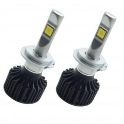 Kit luz Cruzamento para Ford (Inclui Kit de diodo emissor de luz ZesfOr + adaptadores + cancelamento)