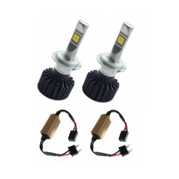 Kit luz Cruzamento para Opel (Inclui Kit de diodo emissor de luz ZesfOr + adaptadores + cancelamento)