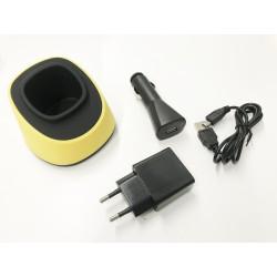 Lampe-torche menée rechargeable de travail – Tech de la Lumière