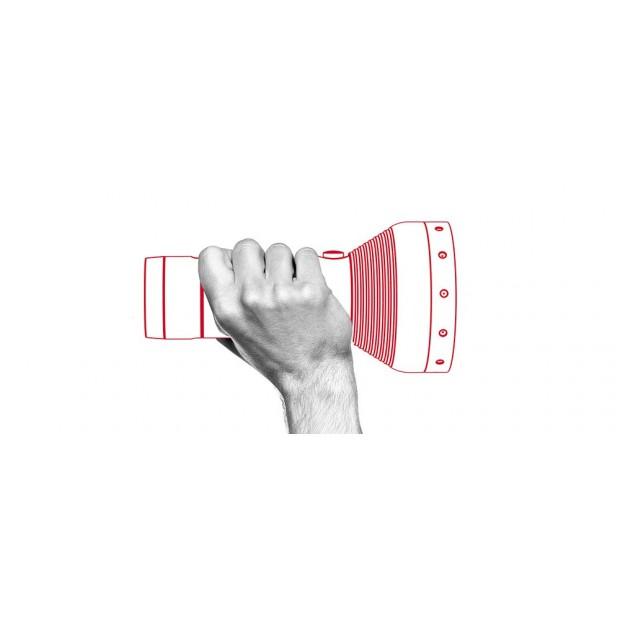 Lanterna Led Lens MT18, 3000 Lúmens e Recarregável