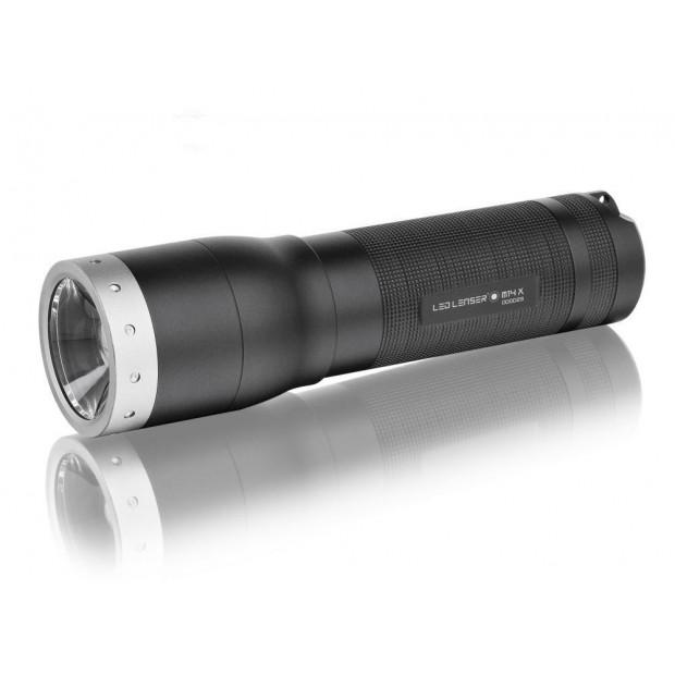 Lampe de poche Led Lenser MT14, 1000 Lumens Rechargeable