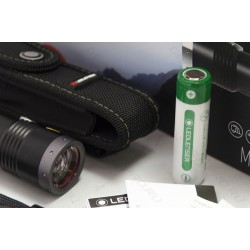 Torcia Led Lenser WP10, 1000 Lumen Ricaricabile