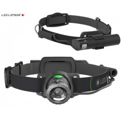Headlamp Led Lenser MH10, 600 Lumens and Rechargeable