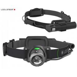 Stirnlampe Led Lenser MH10, 600 Lumen, Wiederaufladbar