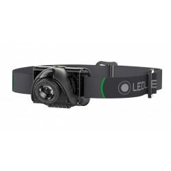 Linterna de cabeza Led Lenser MH2, 100 Lúmenes