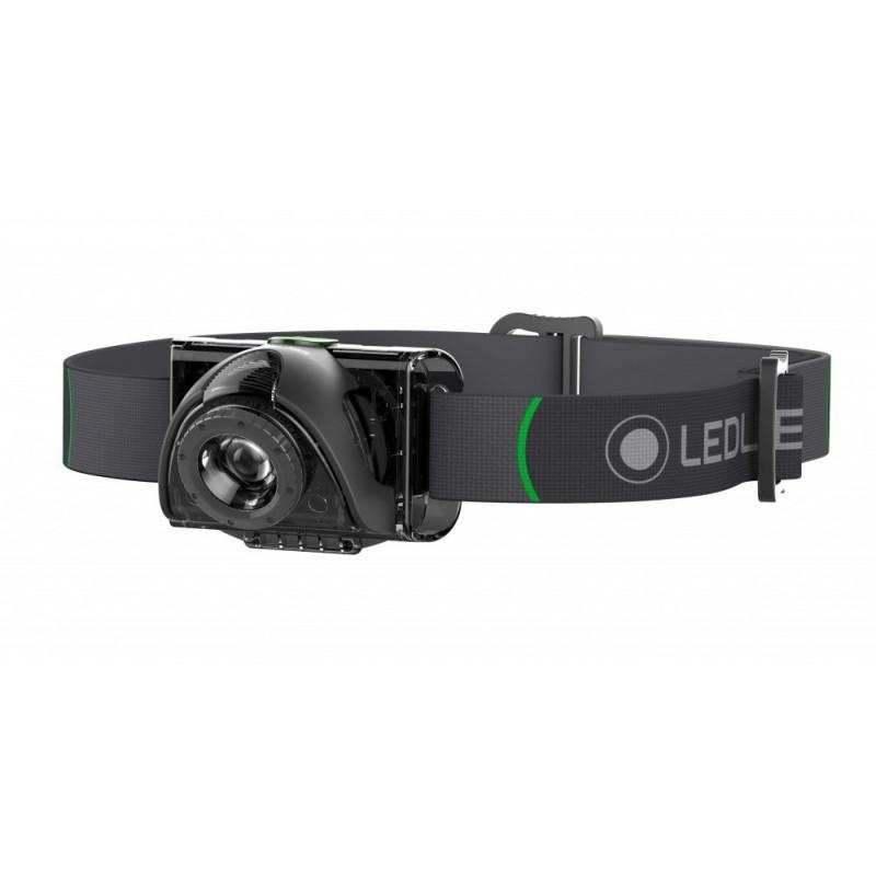 Torcia testa Led Lenser MH2, 100 Lumen