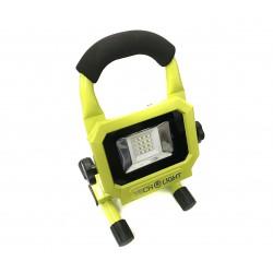 Projecteur rechargeable LED Technologie de la Lumière