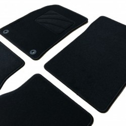 floor mats ford fiesta 3