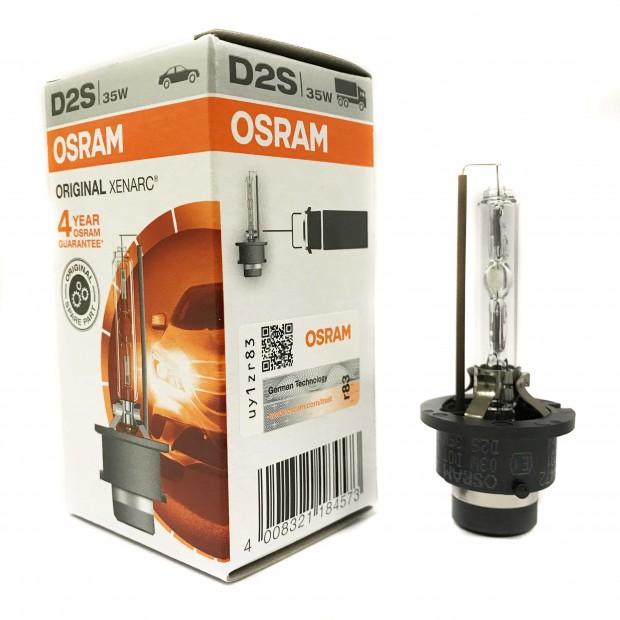 Lampada Xenon D2S Osram Xenarc P32d-2 66240