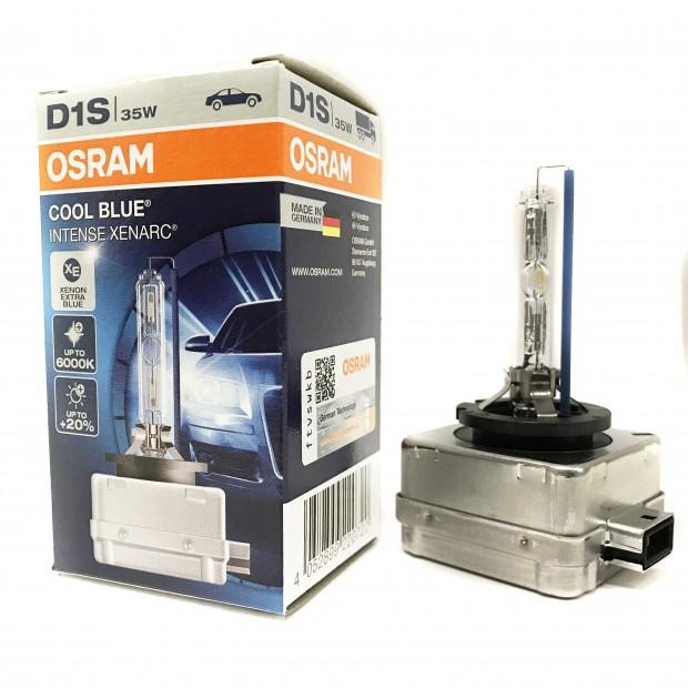 Ampoule Xénon D1S Osram Cool Blue Intense