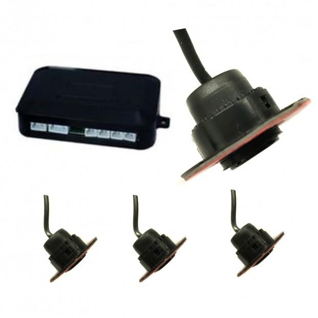 Kit sensores de estacionamento reguláveis (4 sensores)