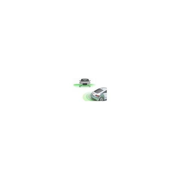 Kit parking sensors adjustable (4 sensors)