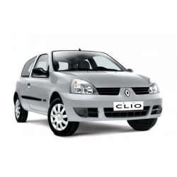 Pack de lâmpadas de led Renault Clio II fase I (1998-2001)