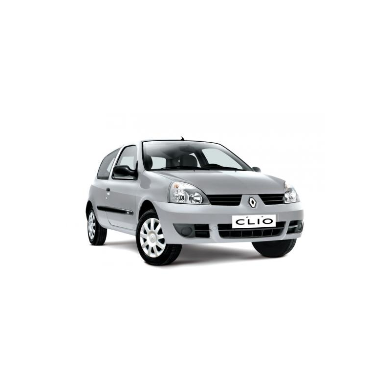 Pack de bombillas led Renault Clio II, fase I (1998-2001)