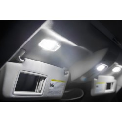 Pack d'ampoules à led Renault Clio 3