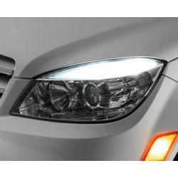 Pack de LEDs para Mercedes W204 Clase C (2008-2013)