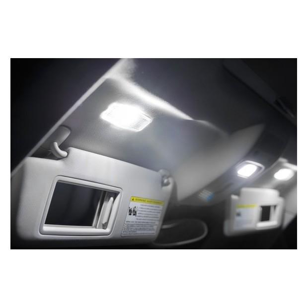 Pack de lâmpadas de led renault scenic 2