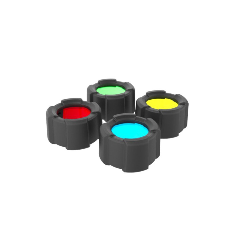 Colour filters for Flashlights Led Lenser