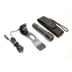 Flashlight Led Lenser P7R, 1000 Lumens, Rechargeable