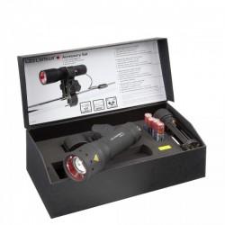 Led Flashlight Lenser P7.2 - Kit hunting