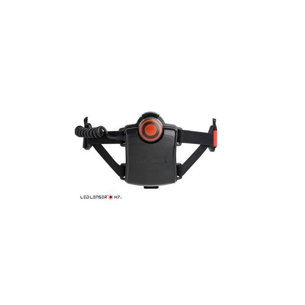 Frontal Led Lenser H7.2, 250 Lúmenes