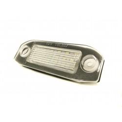 Soffit LED of registration for Volvo C30, S40, S60, S80, V70 and XC
