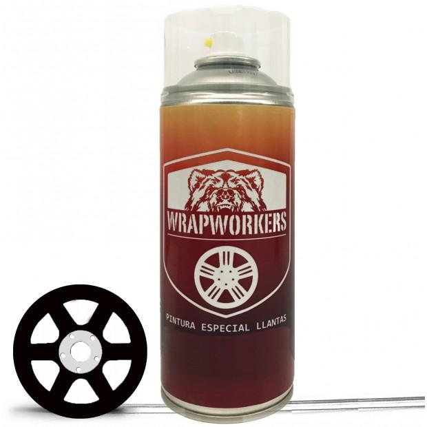 Spray Auto Lack Schwarz