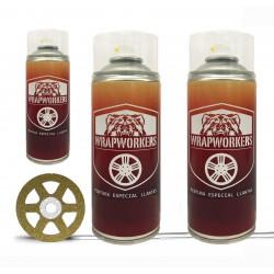 Kit lackiert-leichtmetallfelgen dorado (glanz oder matt) - WrapWorkers