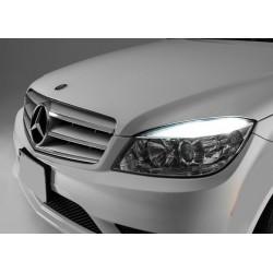 Leds posição Mercedes Benz Classe SLK E CLK ML C w210 w211 w212 w202 w203 w204 w208 w209 w163 w16