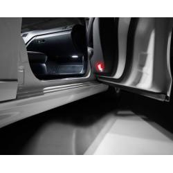 Leds puertas Mercedes Benz Clase A SLK E CLK ML C w210 w211 w212 w202 w203 w204 w208 w209 w163 w164